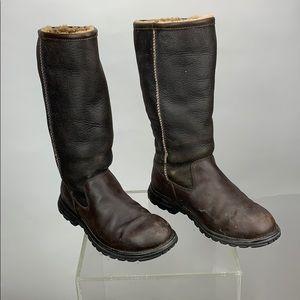 Ugg women's brooks tall boot size 8